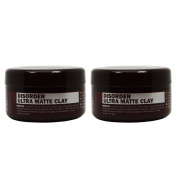 "Lock Stock & Barrel Disorder Ultra Matte Clay 100ml/100g ""Pack of 5.1cm"