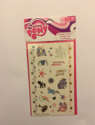 My Little Pony Rainbow Dash, Twilight Sparkle, Princess Celestia Temporary Tattoos