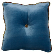 HiEnd Accents San Angelo Pillow, Teal