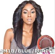 ISIS Brown Sugar Human Hair Blend Silk Lace Wig - BS602 (10cm x 10cm Lace)