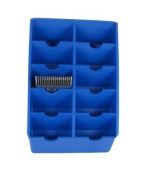 19cm x 13cm Blade Rack - Royal Blue