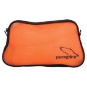 Window Toiletry Bag Orange Medium