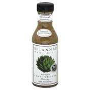 Briannas Real French Vinaigrette Dressing & amp;#44; 350ml & amp;#44; - Pack of 6