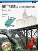 Alfred 00-38797 West Virginia:The Mtn State-Pno Sol Book