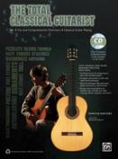 Alfred 00-39338 TOTAL CLASSICAL GUITARIST-BK & CD