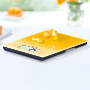 Household Essentials 66205 Precision Digital Food Scale Yellow