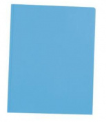 Roaring Spring Paper Products 54127 Pocket Folder With Prongs - 10 Boxes Per Case