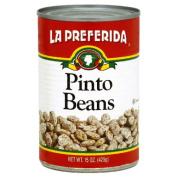 La Preferida Pinto Beans & amp;#44; 440ml & amp;#44; - Pack of 24