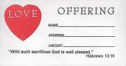 Broadman Holman 46757X Offering Env Love Offering