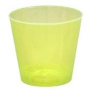 Fineline Settings 402-Y Yellow 60ml Shot Glass