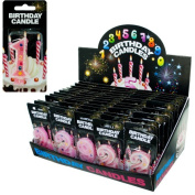 DDI 1334975 Birthday Candle PDQ Case Of 60