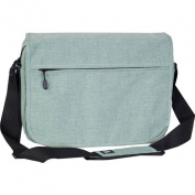 Everest 059LT-JD Casual Laptop Messenger Briefcase - Jade
