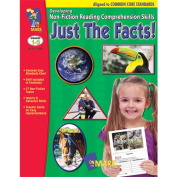 On The Mark Press OTM14288 Just the Facts Developing Non Fiction Reading Comprehension Skills Gr. 1-3