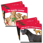 En Espanol Math Vol 1 Set Of 12 Rising Readers