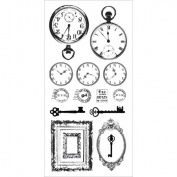 Kaisercraft ST914 Clear Stickers-Antiques