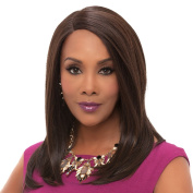 Vivica A. Fox JILL New Futura Fibre, Deep Lace Front Wig in Colour FS427