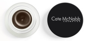 Cate McNabb Cosmetics Natural Mineral-Based Gel Eyeliner, Brown, Waterproof, 5ml