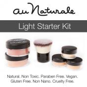 Au Naturale Organic Light Fresh Face Starter Kit