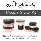 Au Naturale Organic Medium Fresh Face Starter Kit