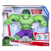 Playskool Heroes Marvel Super Hero Adventures Huggable Hulk