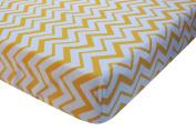 Sunflower Love Crib Sheet