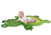 Lil' Jumbl Colourful Animal-Shaped Play Mat for Baby & Toddler - Frog