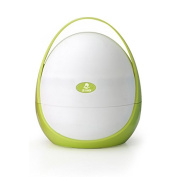 Lil' Jumbl Travel Potty - Perfect for Parents On the Go! - Green