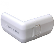 LovedByMoms Child Safety Angle Locks for Drawers, 2Pk