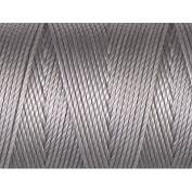 C-LON Bead Cord, Silver - 92 Yard Spool