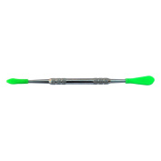 Dual Tip Wax Tool with Removable Silicone Caps - 121mm