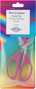 Sew Creative Curved Tip Sewing/Quilting Scissors 14cm -