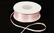 0.3cm X 100 Yard Double Face Satin Ribbon Wholesale 1 Package 10 Rolls / Total 1000 Yard