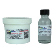 Print-On Silicone Ink White 110 gm kit