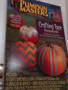 Pumpkin Masters Crafting Tape Decorating Kit
