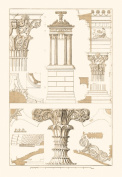 Buy Enlarge 0-587-09317-xP12x18 Monument of Lysicrates at Athens- Paper Size P12x18