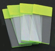 Olympia Sports 16452 Colour Coded Microscope Slides - Green