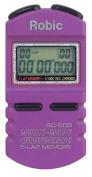 Olympia Sports TL183P Robic SC-500 5 Memory Timer - Purple