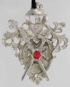 AzureGreen ALAN Lancelots Crest Amulet