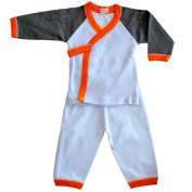 Loralin Design BW6 Boy Wrap Outfit 6-12 Months