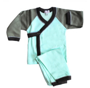 Loralin Design BWA3 Boy Wrap Outfit 3-6 Months