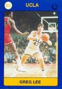 Autograph Warehouse 102612 Greg Lee Basketball Card Ucla 1991 Collegiate Collection No. 19