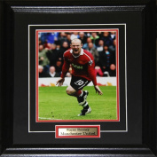 Midway Memorabilia Wayne Rooney Manchester United 8X10 Frame
