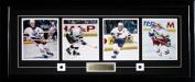 Midway Memorabilia Wayne Gretzky Career Photographs Frame