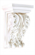 American Pro Decor 5APD10021 8.7cm x 15cm . Decorative Acanthus Corbel