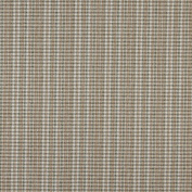 Designer Fabrics C646 140cm . Wide Light Brown Green And Ivory Small Plaid Country Style Upholstery Fabric