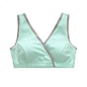 Topwhere® Women's Nursing Tank Sleep Bra for Nursing