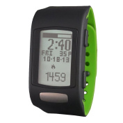 LIFETRAK Move C300 Heart Rate/Fitness Monitor - Black and Green