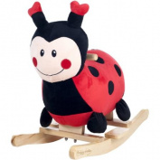 Happy Trails Rocking Lucy the Ladybug