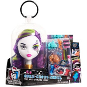 Monster High White Ghoul Styling Head