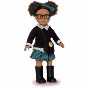 My Life As 46cm School Girl Doll, African American